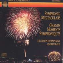 Toronto Symphony - Symphonic Spectaculars, CD