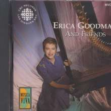 Erica Goodman & Friends, CD
