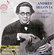 Segovia and his Contemporaries Vol.13, CD