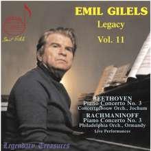 Emil Gilels - Legacy Vol.11, CD