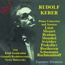 Rudolf Kerer - Legendary Treasures, 5 CDs