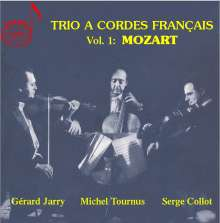 Trio a Cordes Francais - Legendary Treasures Vol.1, 4 CDs