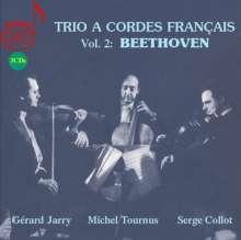 Trio a Cordes Francais - Legendary Treasures Vol.2, 3 CDs