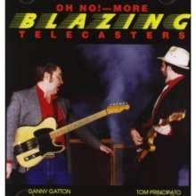 Tom Principato: Oh No - More Blazing Telecasters, CD