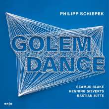 Philipp Schiepek Quartett: Golem Dance, CD