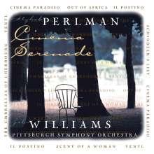 Cinema Serenade, CD