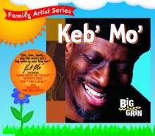 Keb' Mo': Big Wide Grin, CD