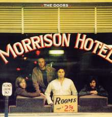 The Doors: Morrison Hotel (180g) (Deluxe Edition), LP