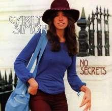 Carly Simon: No Secrets, CD