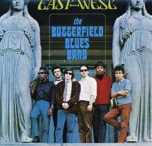 Paul Butterfield: East-West, CD