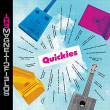 The Magnetic Fields: Quickies, 5 Singles 7""