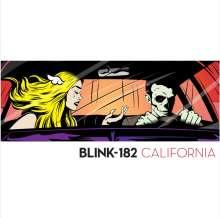 Blink-182: California, CD