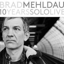 Brad Mehldau (geb. 1970): 10 Years Solo Live, 4 CDs