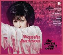 Wanda Jackson: The Party Ain't Over, CD