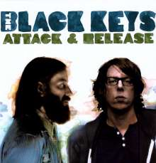 The Black Keys: Attack & Release, 2 LPs
