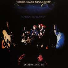 Crosby, Stills, Nash & Young: 4 Way Street: Live, 2 CDs