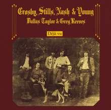 Crosby, Stills, Nash & Young: Deja Vu, CD