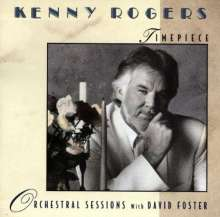 Kenny Rogers: Timepiece, CD