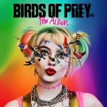 Filmmusik: Birds Of Prey: The Album, CD