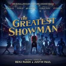 Filmmusik: The Greatest Showman, CD