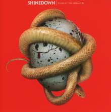 Shinedown: Threat To Survival, CD