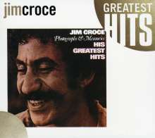 Jim Croce: Photographs And Memories: His Greatest Hitst, CD