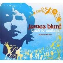 James Blunt: Back To Bedlam, 2 CDs
