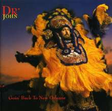 Dr. John: Goin' Back To New Orleans, CD
