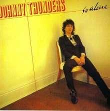 Johnny Thunders: So Alone, CD