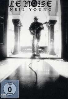 Neil Young: Le Noise, DVD