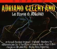Adriano Celentano: Le Storie De Adriano, 2 CDs