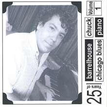 Barrelhouse Chuck: Chicago Blues Piano 1, CD