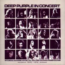 Deep Purple: Deep Purple In Concert, 2 CDs