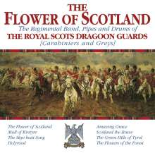 Royal Scots Dragoon Guards: The Flower Of Scotland, CD