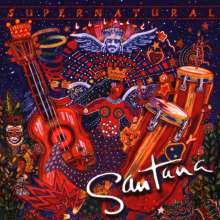 Santana: Supernatural, CD