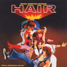 Musical: Hair - Special Anniversary Edition, CD