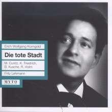 Erich Wolfgang Korngold (1897-1957): Die tote Stadt, 2 CDs