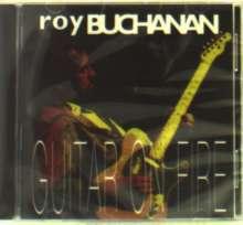 Roy Buchanan: Guitar On Fire: The Atlantic Sessions, CD