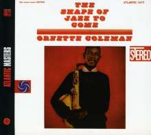 Ornette Coleman (1930-2015): The Shape Of Jazz To Come, CD