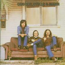 Crosby, Stills & Nash: Crosby, Stills & Nash (Expanded & Remastered), CD