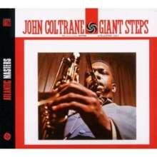 John Coltrane (1926-1967): Giant Steps, CD