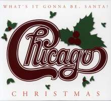 Chicago: What's It Gonna Be Santa, CD