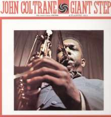 John Coltrane (1926-1967): Giant Steps, LP