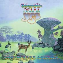 Yes: Topographic Drama - Live Across America, 2 CDs