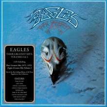 Eagles: Their Greatest Hits: Volumes 1 & 2, 2 LPs