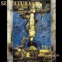 Sepultura: Chaos A.D. (remastered) (180g), 2 LPs