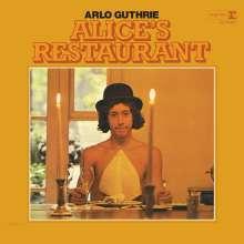 Arlo Guthrie: Alice's Restaurant (50th Anniversary Edition) (180g) (mono), LP