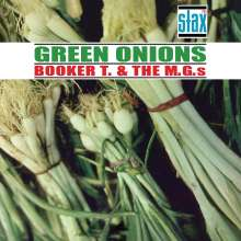 Booker T. & The MGs: Green Onions, LP