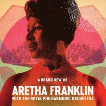 Aretha Franklin: A Brand New Me: Aretha Franklin With The Royal Philharmonic Orchestra, CD