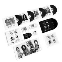 Led Zeppelin: The Complete BBC Sessions (remastered) (180g) (Limited-Edition-Deluxe-Box-Set), 5 LPs und 3 CDs